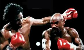 marvin hagler Boxing Fights